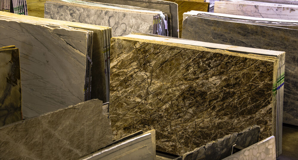 The Steps of Natural Stone Countertop Fabrication