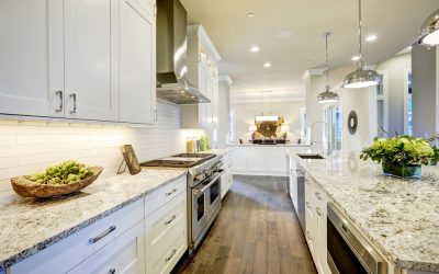 Creative Ways to Design Granite Countertops