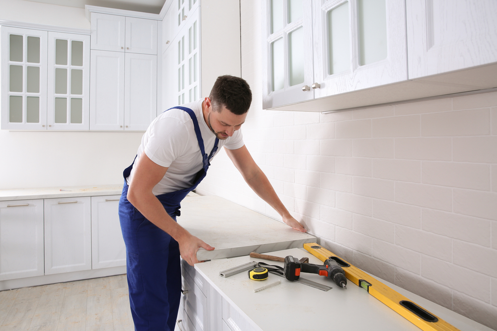Does It Take Long To Install Countertops