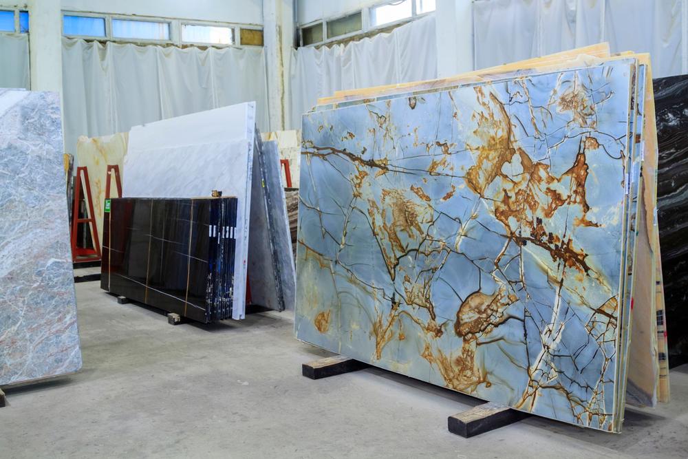 Granite vs. Marble: Which Stone Should I Use?