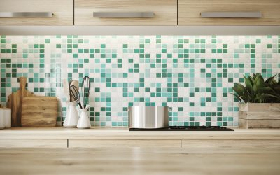 How To Color Coordinate Your Backsplash With Your New Countertops
