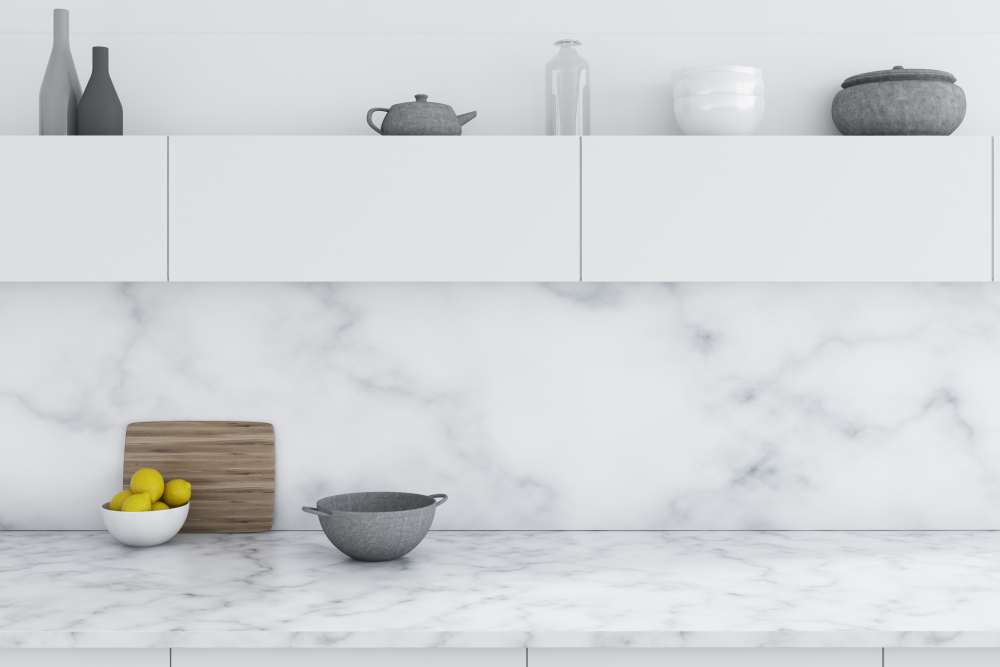 The Difference Between Quartz and Marble Countertops